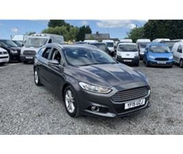 USED 2015 FORD MONDEO 2.0 TITANIUM TDCI 5D 148 BHP ESTATE 81,000 MILES IN GREY FOR SALE  