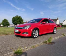 OPEL ASTRA GTC SRI 140HP FOR SALE IN DUBLIN FOR €1,250 ON DONEDEAL
