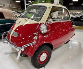FOR SALE: 1957 BMW ISETTA IN FRANKLIN, TENNESSEE