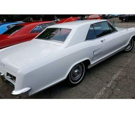 1963 BUICK RIVIERA 2DR. SPORTS COUPE