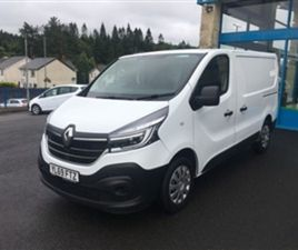 USED 2019 RENAULT TRAFIC 2.0 SL28 BUSINESS PLUS ENERGY DCI 120 BHP NOT SPECIFIED 32,900 MI