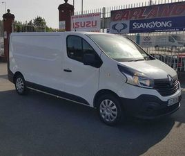 (6MONTHS WARRANTY) RENAULT TRAFIC, 2017 FOR SALE IN DUBLIN FOR €12,195 ON DONEDEAL