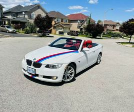 2010 BMW 328I CONVERTIBLE HARD TOP M/// SPORT PACKAGE JA   CARS & TRUCKS   CITY OF TORONTO