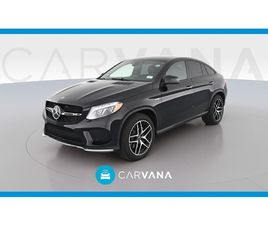 BLACK COLOR 2017 MERCEDES-BENZ GLE 43 AMG COUPE 4MATIC FOR SALE IN HARRISBURG, PA 17101. V