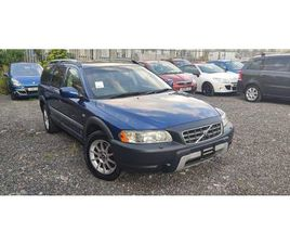 VOLVO XC70 2.5TCROSSCOUNTRY BLUE OCEAN RACE 7 SEAT 4DR