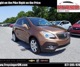 2016 BUICK ENCORE LEATHER GROUP