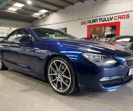 BMW 6 SERIES 3.0 640I SE 2DR
