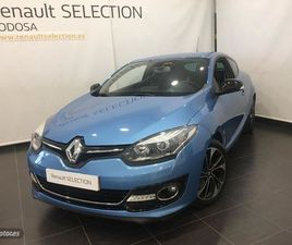 MEGANE COUPE DIESEL MEGANE COUPE 1.6DCI ENERGY BOSE S&S 130