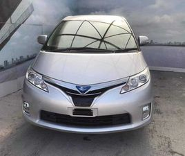 2014 TOYOTA ESTIMA LEATHER SEATS LOTS EXTRA FOR SALE IN DUBLIN FOR €24,500 ON DONEDEAL