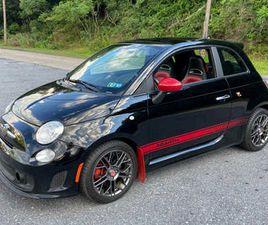 USED 2014 FIAT 500 ABARTH