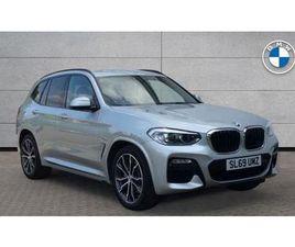 BMW X3 G01 X3 XDRIVE20I M SPORT ZA B48 2.0I
