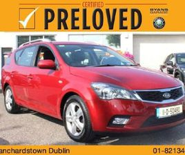 KIA CEED SW 1.6 CRDI ESTATE 5DR FOR SALE IN DUBLIN FOR €7,500 ON DONEDEAL