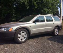 VOLVO XC70 2.4 TURBO - D5 AWD KINETIC GEARTRONIC