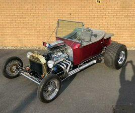 1923 FORD MODEL T T BUCKET HOTROD // V8 332CI (5.4L) // PX SWAP