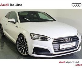 AUDI A5 S LINE 40 TDI 190 S TRONIC AUTO START/STOP FOR SALE IN MAYO FOR €47,450 ON DONEDEA