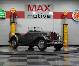 FOR SALE: 1953 MG TD IN PITTSBURGH, PENNSYLVANIA