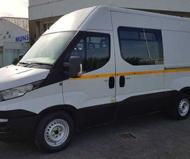 151 MESS UNIT WELFARE VAN 8 SEAT CREWCAB VAN FOR SALE IN TIPPERARY FOR €19,995 ON DONEDEAL
