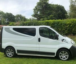 RENAULT TRAFIC DAYVAN FOR SALE IN WESTMEATH FOR £3,500 ON DONEDEAL