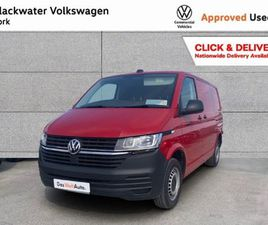 VOLKSWAGEN TRANSPORTER T6 26 PVS TDI 90HP PRICE FOR SALE IN CORK FOR €20,731 ON DONEDEAL