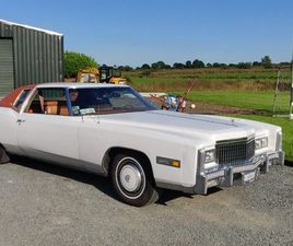 CADILLAC ELDORADO FOR SALE IN CORK FOR €16,000 ON DONEDEAL