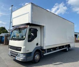 2011 DAF LF 45180 10-7.5TON FURNITURE BOX FOR SALE IN ARMAGH FOR €1 ON DONEDEAL