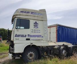 DAF XF BREAKING OR REPAIR FOR SALE IN MONAGHAN FOR €UNDEFINED ON DONEDEAL