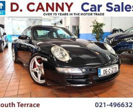 PORSCHE 911 CARRERA S997 2DR FOR SALE IN CORK FOR €UNDEFINED ON DONEDEAL