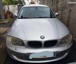 BMW SERIE I 118 DIESEL 143 CV 1ERE MAIN
