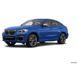 BRAND NEW BLUE COLOR 2021 BMW X4 M40I FOR SALE IN SCRANTON, PA 18509. VIN IS 5UX2V5C07M9H9