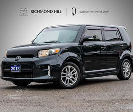 2013 SCION XD LOW KMS|ACCIDENT FREE