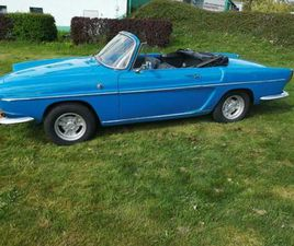 RENAULT CARAVELLE S CONVERTIBLE CONCOUR CONCOURAGE