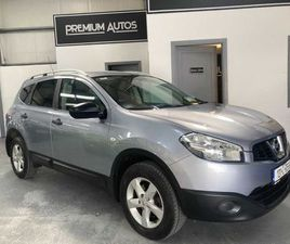 NISSAN QASHQAI +2, 2013 1.5DCI XE 7 SEATER FOR SALE IN WATERFORD FOR €10,350 ON DONEDEAL