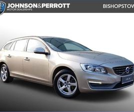 VOLVO V60 D2 115BHP S (DUAL CLIMATE CONTROL CRUI FOR SALE IN CORK FOR €14,900 ON DONEDEAL