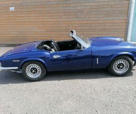 TRIUMPH SPITFIRE FOR SALE IN DUBLIN FOR €9,500 ON DONEDEAL