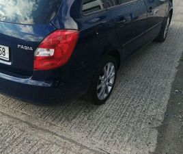 SKODA FABIA CO AMBITION FOR SALE IN KILDARE FOR €5,850 ON DONEDEAL