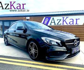 MERCEDES-BENZ 220, 2017 CLA 220 D AMG LINE AUTO FOR SALE IN WATERFORD FOR €32,995 ON DONED