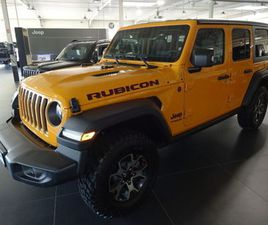 JEEP WRANGLER UNLIMITED MY21 RUBICON 2.0L T-G