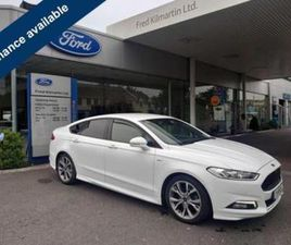 ST-LINE 2.0 150PS 6SPEED 5DR 4DR