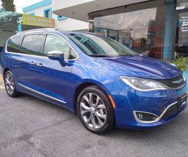 CHRYSLER PACIFICA 2019 3.6 V6 LIMITED AT