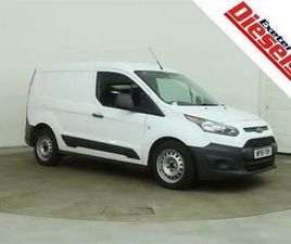 2018 FORD CONNECT 1.5 TDCI 100PS DUE IN PANEL VAN DIESEL MANUAL