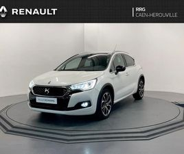 DS4 CROSSBACK BLUEHDI 180 S&S EAT6-SPORT CHIC