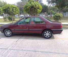PEUGEOT 405 / 1995 DIESEL MECANICO 3000 DOLARES/><META DATA