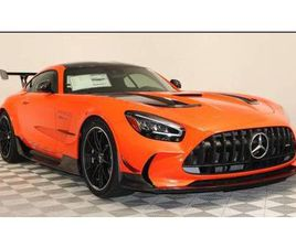 AMG GT BLACK SERIES COUPE