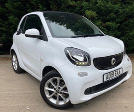 SMART FORTWO COUPE 1.0 PASSION 2DR AUTO COUPE