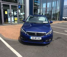 PEUGEOT 308 B6 ACTIVE 1.2 110 6.2 4DR FOR SALE IN WESTMEATH FOR €20,900 ON DONEDEAL