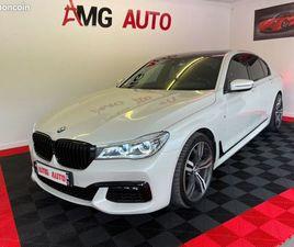 BMW SERIE 7 750D 3.0 D XDRIVE 400 CV. M SPORT BVA8