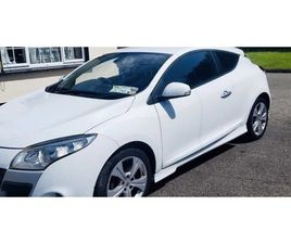 RENAULT MEGANE 1.5 DCI COUPE