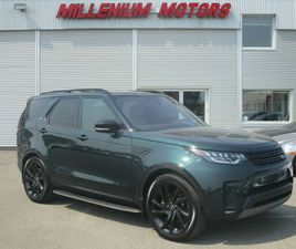 2017 LAND ROVER DISCOVERY TD6 DIESEL HSE LUX/NAVI/360 CAM/PANO/7 PASS | CARS & TRUCKS | CA