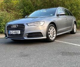 AUDI A6 AVANT 2.0 TDI 190 SE S-TRONIC 4DR AUTO FOR SALE IN WICKLOW FOR €24,995 ON DONEDEAL