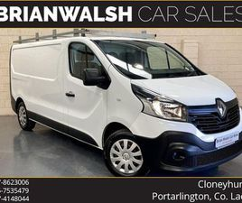 RENAULT TRAFIC LL29 DCI 95 BUSINESS FOR SALE IN LAOIS FOR €18,950 ON DONEDEAL